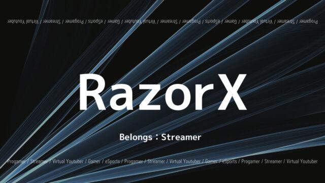 RazorX