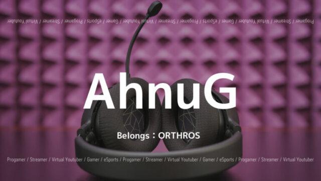 AhnuG