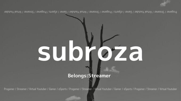 subroza
